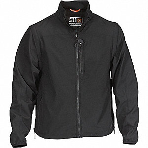 tactical valiant softshell jacket 4xl fits chest size 60 black color 32jw98 48167. Black Bedroom Furniture Sets. Home Design Ideas