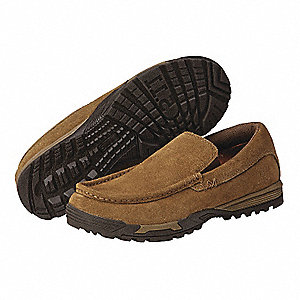 Pursuit Slip-On Shoes,3 in.,6-1/2,PR