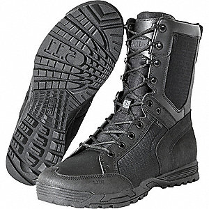 "8""H Men's Recon Urban 2.0 Boots, Plain Toe Type, Full Grain Leather, Synthetic Leather, Helcor® Leat"