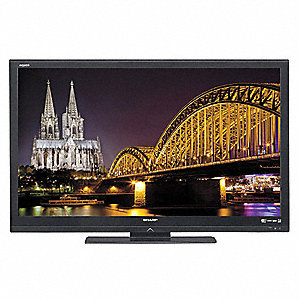 "42"" HD High Definition Television, 120 Hz"