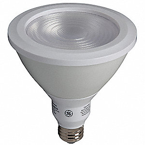 LED Lamp,Dimmable,PAR38,1200 lm,Clear