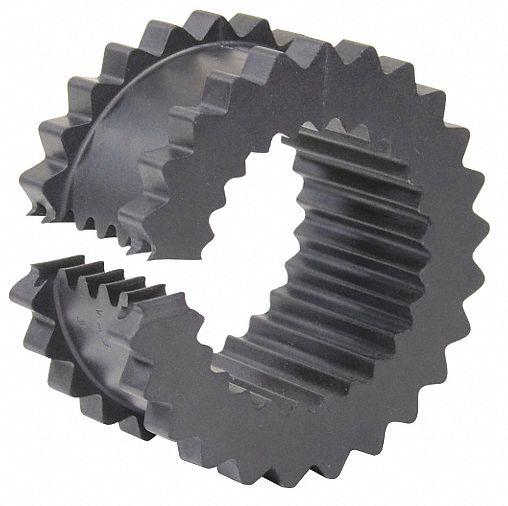 Tb wood s sleeve coupling insert jes epdm rubber zp