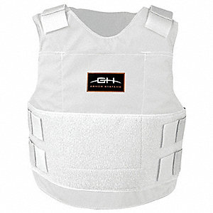 Standard Concealable Carrier,White,M