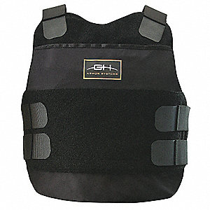 Standard Concealable Carrier,Black,2XL
