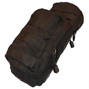 MOLLE Tactical Pckt,Hydration,Black