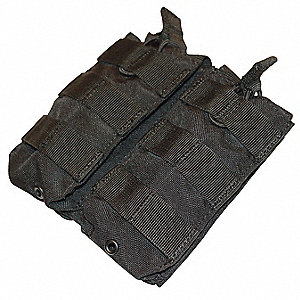 MOLLE Pocket,Dbl M4/M16 Mag,Coyote