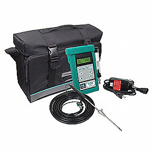 Combustion Analyzer,Plus NO1/NO2