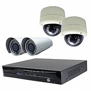 Lts Nvr Kit Package 4ch 2xip310 2xip300 33k159 Ltd