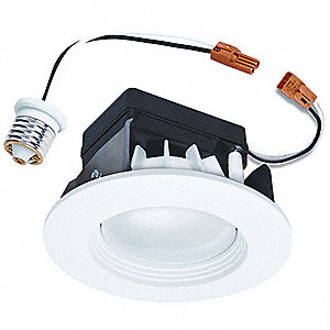 LED Retrofit Downlight,3000K,120V