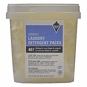 130 Packs Per Tub High Efficiency Laundry Detergent, 130 PK