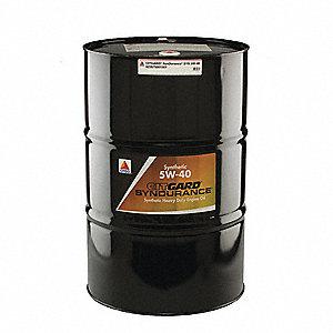 Citgo Motor Oil Full Synthetic 5w 40 55 Gal 33me32