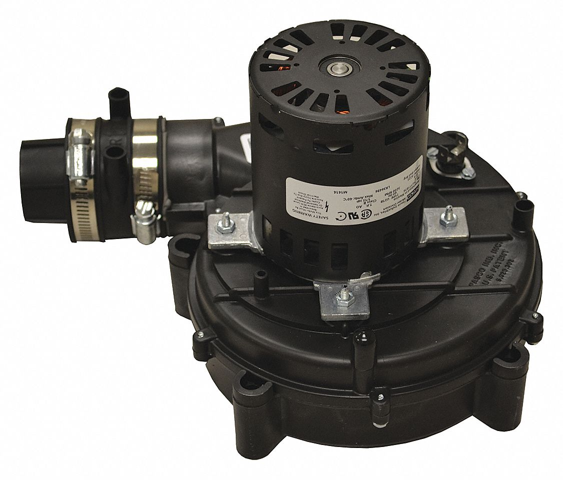 Fasco draft inducer 9 7 64in hx6 25 32in w 33nt42 a225 for Furnace brook motors inventory