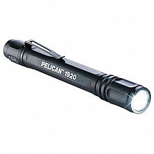 Industrial Penlight,LED,Black