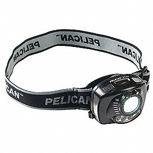 Industrial Headlamp,LED,Black