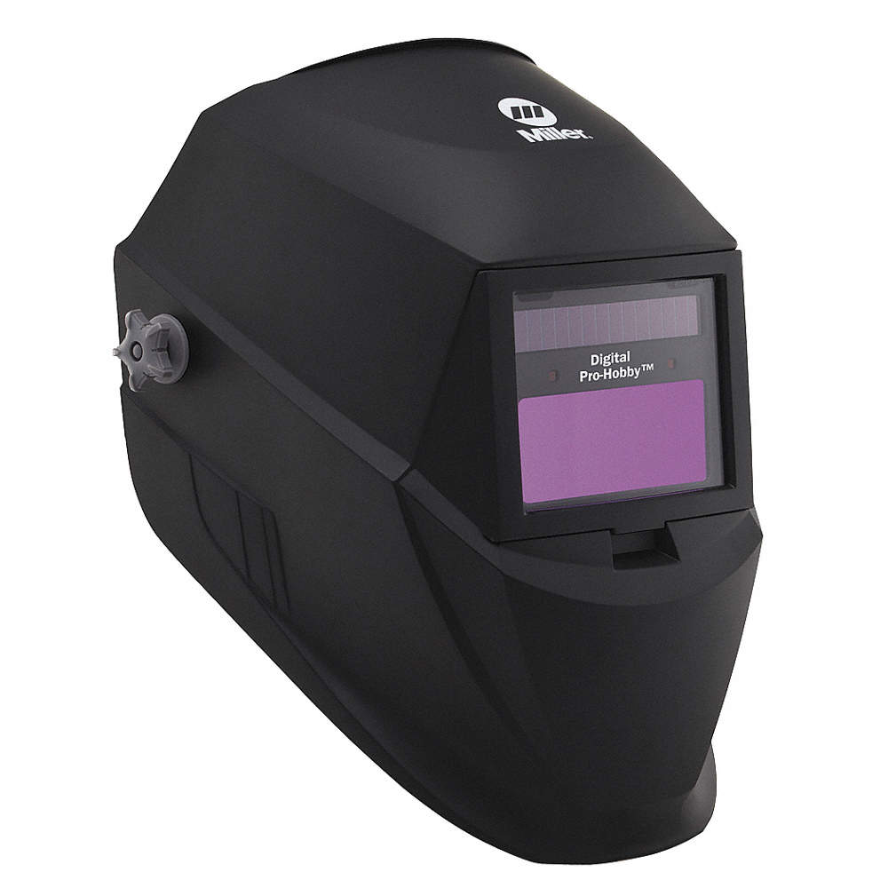 Miller Electric 256 166 Welding Helmet, Shade 8 to 13, Black at Sears.com