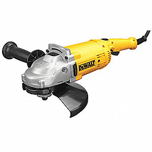 9'' Angle Grinder, 15 Amps