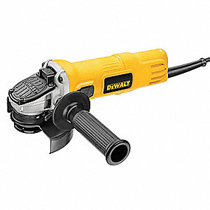 "4-1/2"" Angle Grinder, 7 Amps"