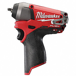 "1/4"" Cordless Impact Wrench, Voltage 12.0 Li-Ion, Bare Tool"