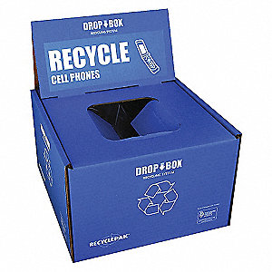 "Cell Phone Recycling Kit,13""x13""x9"""