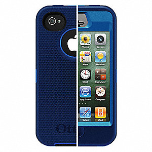 Defender Case,iPhone 4S,Ocean Blue