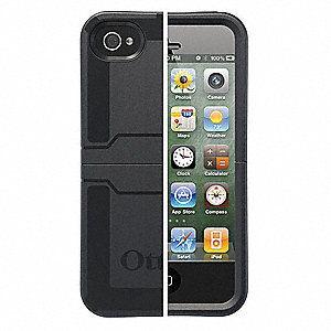 Reflex Phone Case,iPhone 4S,Black