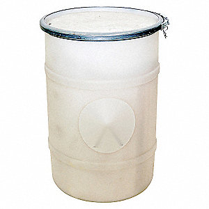 Oil Spill Kit,72 gal,Drum w/Lid