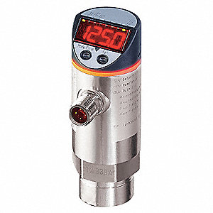 Compound Digital Pressure Switch, Compatible With Air and Liquids, Power Required 18 to 36VDC