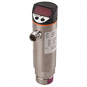 Digital Pressure Switch, Compatible With Air and Liquids, Power Required 90 to 250VAC, 45 to 65 Hz