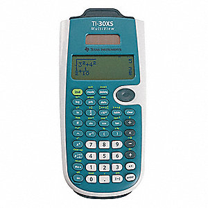 Scientific Calculator,LCD,16x4 Digit