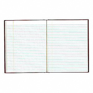 Professional Notebook,9-1/4 x 7-1/4 In.