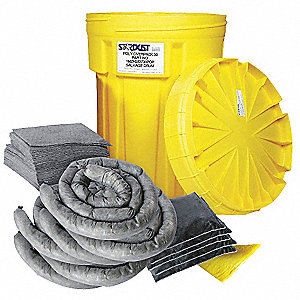 STARDUST 30-Gallon Universal Spill Kit