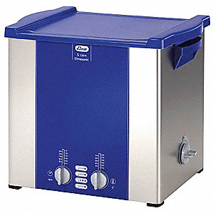 Ultrasonic Cleaner,3.4 gal.