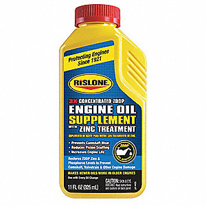 Engine Oil Supplement,Concentrated,11 Oz