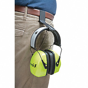 Belt Clip,For Use With Ear Muffs