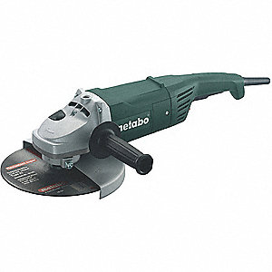 "7"" Angle Grinder, 15 Amps"