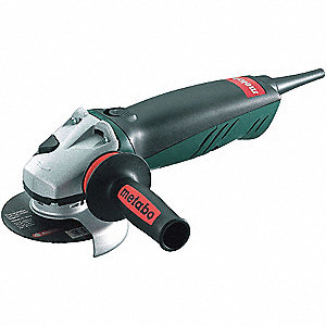 "4-1/2"" Angle Grinder, 8 Amps"