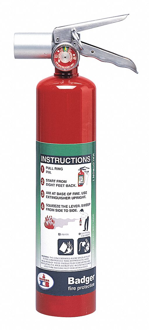 badger fire extinguisher service manual