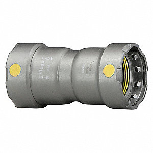 MegaPressG Coupling With Stop, 1/2""