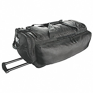 Roll Out Gear Bag,Side Armor,Black