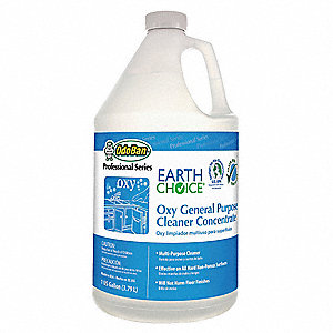 1 gal. Oxy General Purpose Cleaner Concentrate, 4 PK