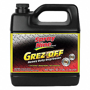 Citrus Degreaser, 1 gal. Jug, Package Quantity 4