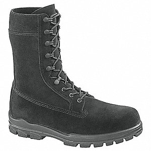 Women's Military/Tactical Steel Toe Boots, Style Number E01778