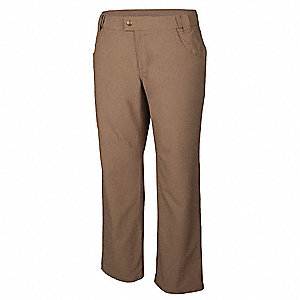 Off Duty Pant,Size 38 x 35 In,Khaki