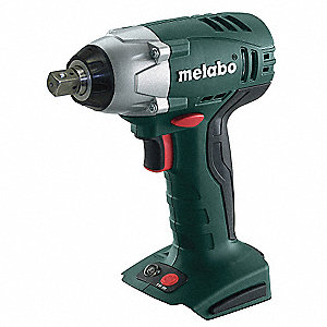 "1/2"" Cordless Impact Wrench, Voltage 18.0, Bare Tool"