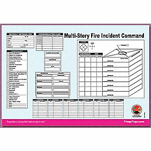 Multi-Story ICS Worksheet,PK25