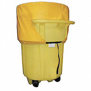 Poly-Top for 50 Gal Wheeled PolyOverpack