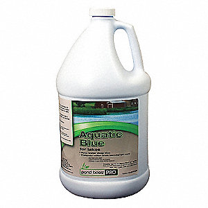 Pond boss pro pond and lake dye 1 gal liquid 38ef42 for Professional pond cleaners