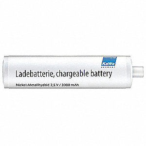 Rechargeable NiMH Battery,White