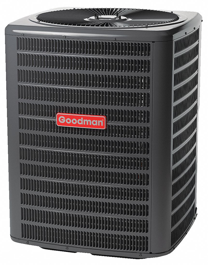 Goodman Air Conditioner Condenser With Heat Pump Cooling