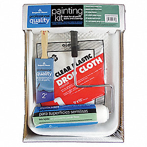 Paint Roller Kit,6 Pieces